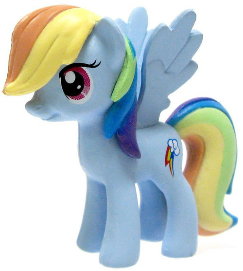 My Little Pony Monopoloy Parts Rainbow Dash 1.5-Inch PVC Figure [Loose]