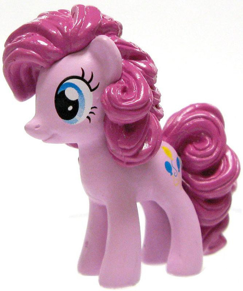 My Little Pony Monopoloy Parts Pinkie Pie 1.5-Inch PVC Figure [Loose]