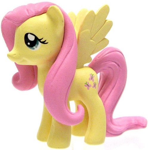 My Little Pony Monopoloy Parts Fluttershy 1.5-Inch PVC Figure [Loose]