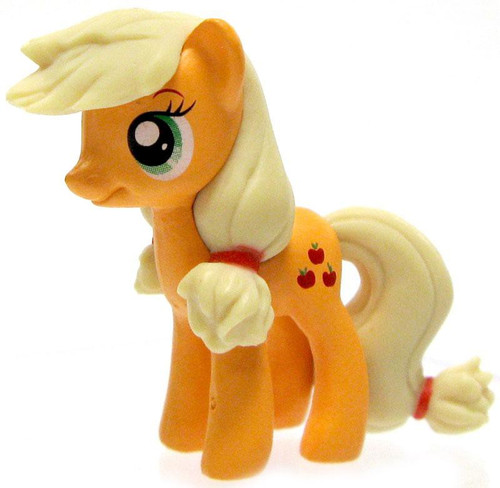 My Little Pony Monopoloy Parts Applejack 1.5-Inch PVC Figure [Loose]