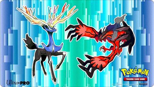 Ultra Pro Pokemon X & Y Card Supplies Yveltal & Xerneas Playmat