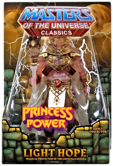 Masters of the Universe Classics Club Eternia Light Hope Exclusive Action Figure [Princess of Power]