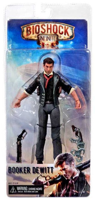 NECA Bioshock Infinite Series 2 Booker Action Figure