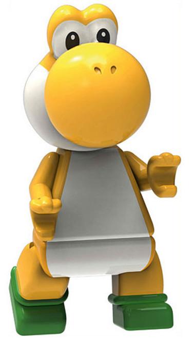 K'NEX Super Mario Yoshi 2-Inch Minifigure [Yellow Loose]