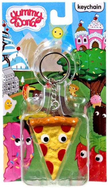 Yummy World Cheezey Pie Keychain [Pizza]