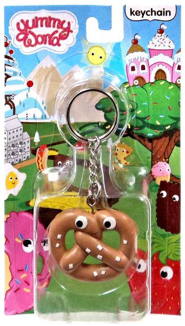 Yummy World Pretzel Keychain