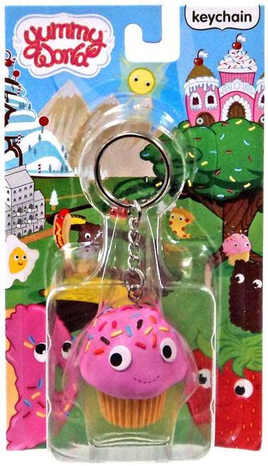 Yummy World Sprinkles Keychain [Cupcake]
