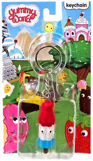 Yummy World Ice Pop Keychain