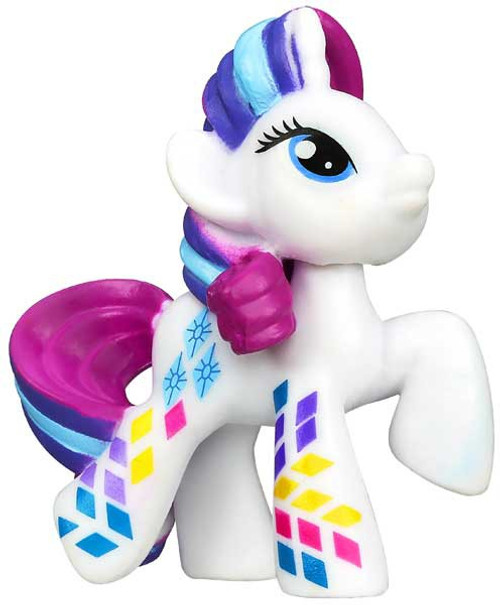 My Little Pony Series 8 Rarity 2-Inch PVC Figure