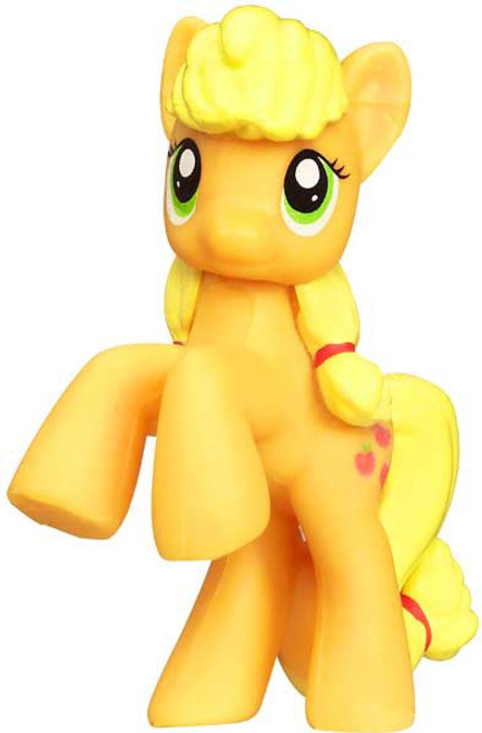 My Little Pony Series 8 Applejack 2-Inch PVC Figure
