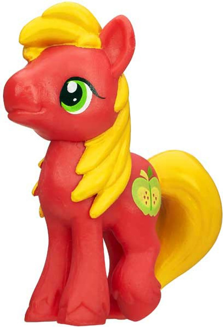 My Little Pony Series 8 Big Macintosh 2-Inch PVC Figure