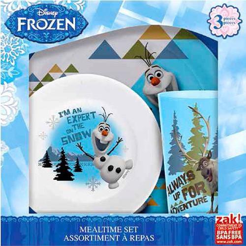 Disney Frozen Olaf & Sven Mealtime Set