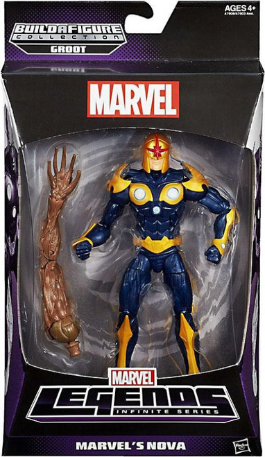 Marvel Legends Groot Series Marvel's Nova Action Figure
