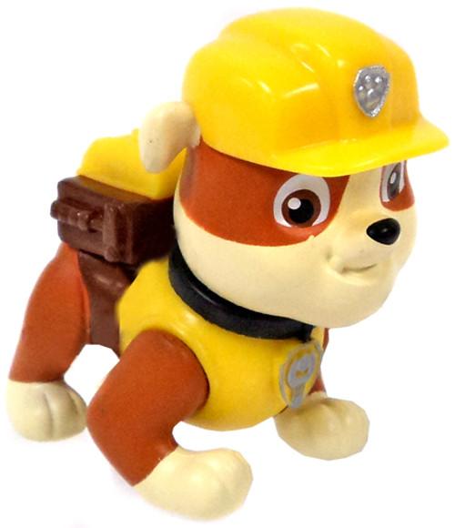 Paw Patrol Pup Buddies Rubble Mini Figure