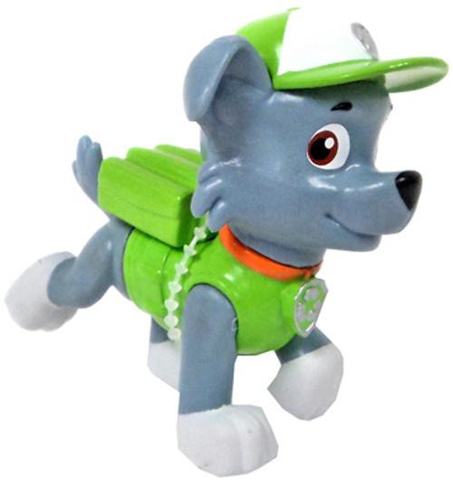 Paw Patrol Pup Buddies Rocky Mini Figure