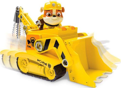 Paw Patrol Rubble's Diggin Bulldozer