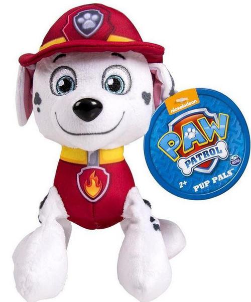 Paw Patrol Pup Pals Marshall 8-Inch Plush