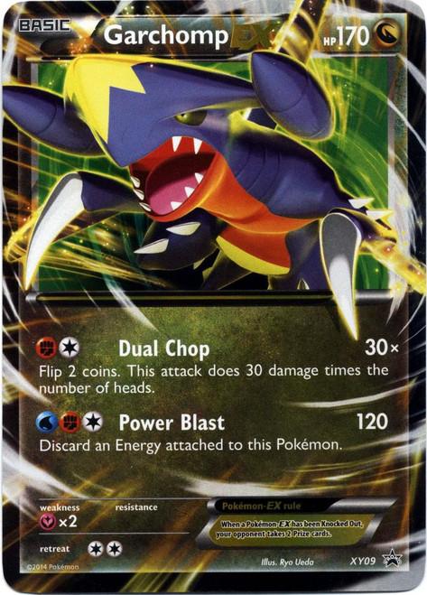 Pokemon X & Y Promo Ultra Rare Garchomp EX XY09