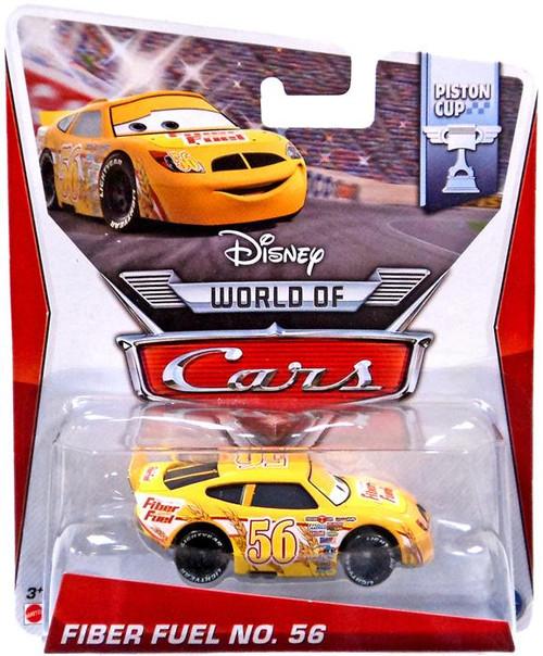 Disney / Pixar Cars The World of Cars Fiber Fuel No. 56 Diecast Car #13