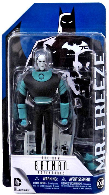 The Animated Series The New Batman Adventures Mr. Freeze Action Figure