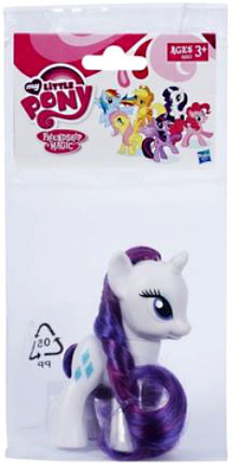 My Little Pony Friendship is Magic 3 Inch Bagged Rarity Figure