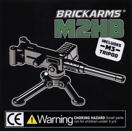 BrickArms M2HB with Tripod 2.5-Inch