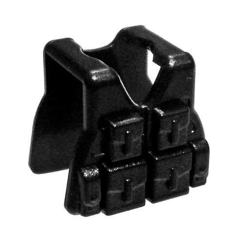 BrickArms Combat Vest LCV SAW 2.5-Inch [Black]
