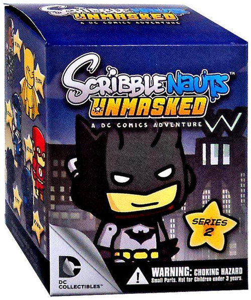 DC Scribblenauts Unmasked Series 2 Mystery Pack