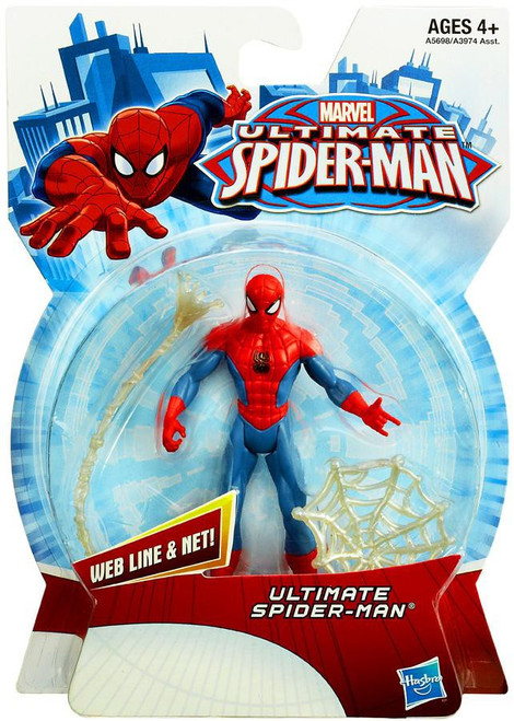 Ultimate Spider-Man Action Figure