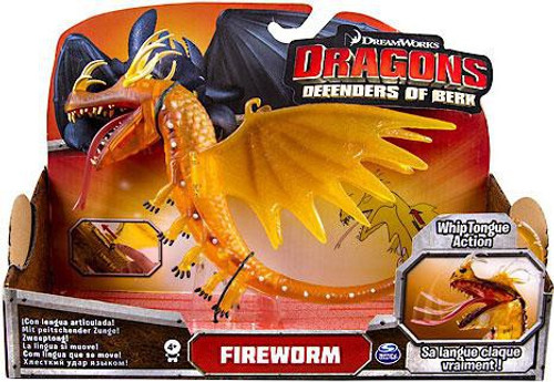 How to Train Your Dragon Defenders of Berk Fireworm Action Figure