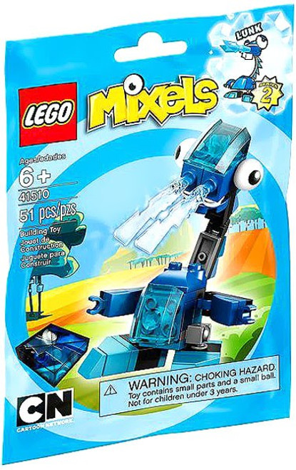LEGO Mixels Series 2 Lunk Set #41510