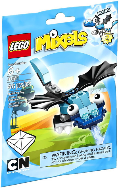 LEGO Mixels Series 2 Flurr Set #41511