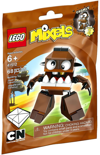 LEGO Mixels Series 2 Chomly Set #41512