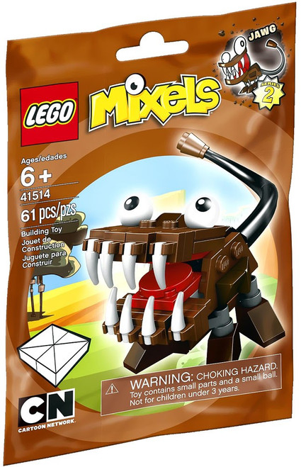 LEGO Mixels Series 2 Jawg Set #41514