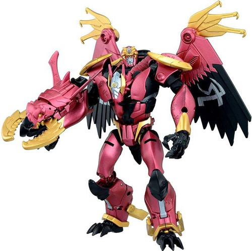 Transformers Japanese GO! Budora Action Figure G08