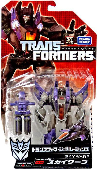 Transformers Generations Japanese Skywarp Action Figure TG-18