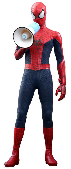 The Amazing Spider-Man 2 Movie Masterpiece Spider-Man Collectible Figure [Amazing Spider-Man]