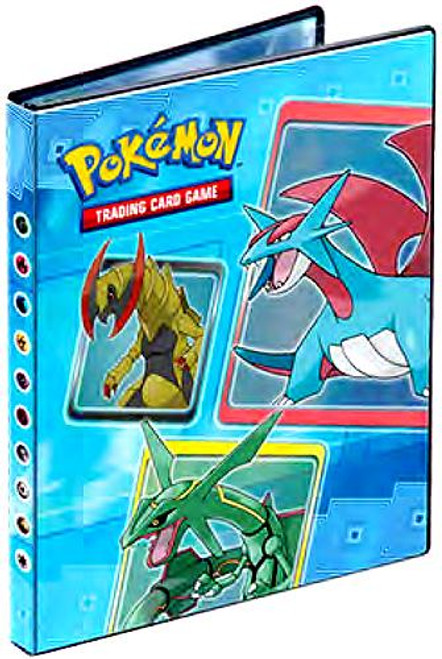 Ultra Pro Pokemon Trading Card Game Card Supplies Gen6 4-Pocket Binder
