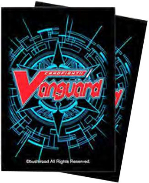 Cardfight Vanguard Trading Card Game Logo Card Sleeves