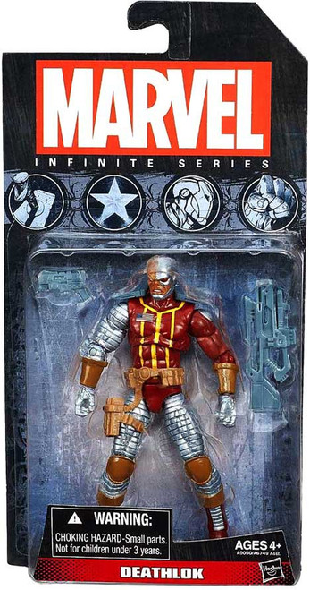 Marvel Avengers Infinite Series 3 Deathlok Action Figure