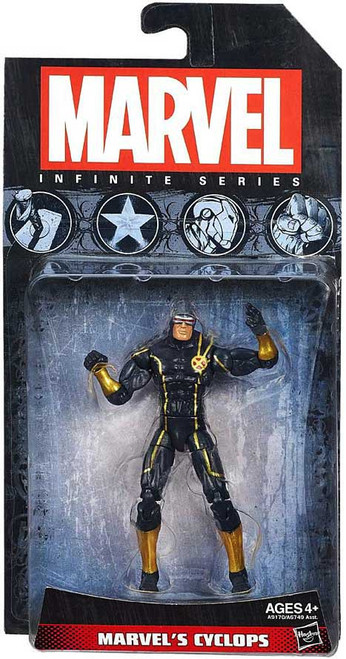 Avengers Infinite Series 3 Marvel's Cyclops Action Figure