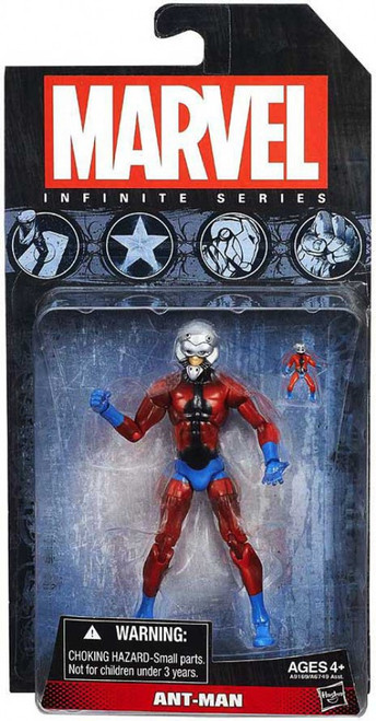Marvel Avengers Infinite Series 3 Ant-Man Action Figure