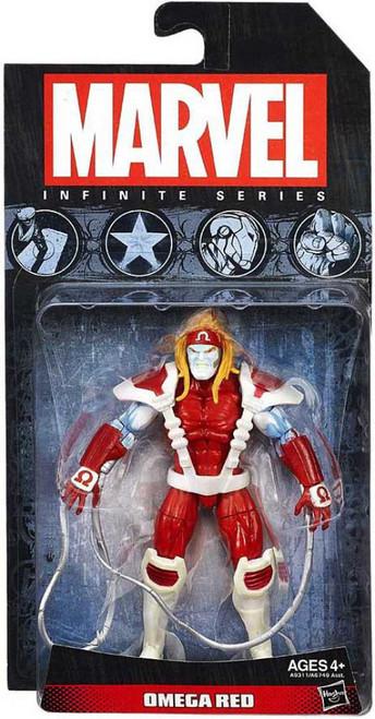 Marvel Avengers Infinite Series 3 Omega Red Action Figure