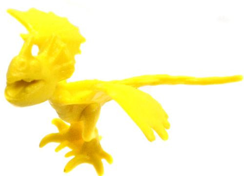 How to Train Your Dragon 2 Deadly Nadder 2-Inch PVC Figure [Yellow]