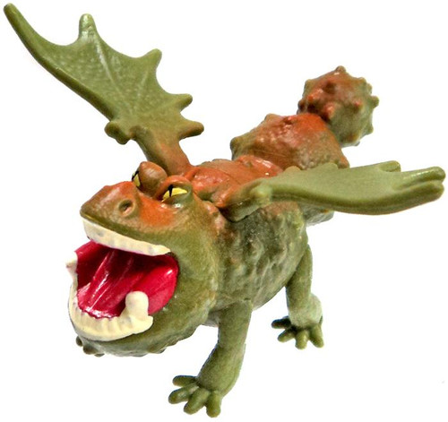 How to Train Your Dragon 2 Gronckle 2-Inch PVC Figure [Mouth Open]
