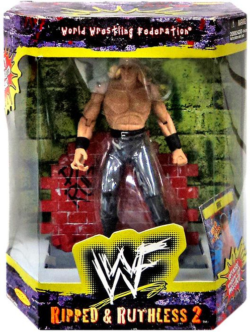 WWE Wrestling WWF Ripped and Ruthless Series 2 Triple H Action Figure