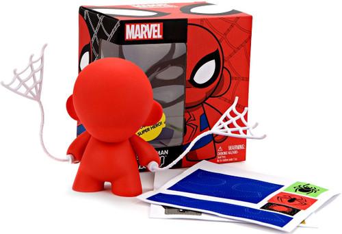 Marvel MunnyWorld Mini Munny Series 2 Spider-Man 4-Inch Vinyl Mini Figure