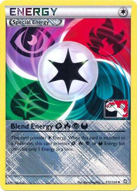 Trading Card Game Pokemon League Promo Rare Holo Blend Energy #117 [GFPD]