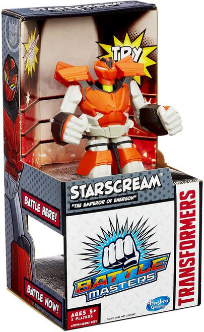 Transformers Battle Masters Starscream Action Figure [The Emperor of Energon]