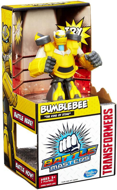 Transformers Battle Masters Bumblebee Action Figure [The King of Sting]